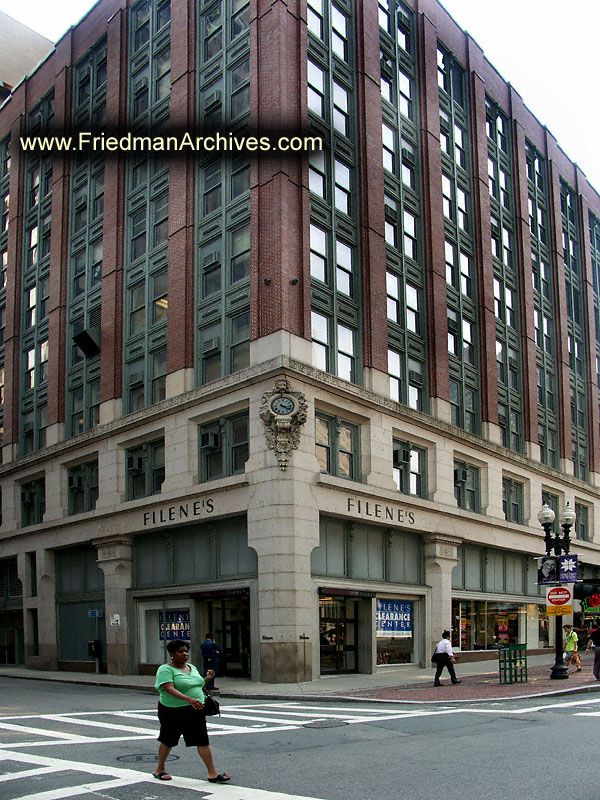 Defunct Department Stores: Filenes Department Store PICT2423