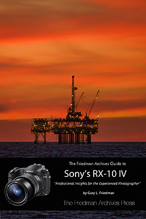 Sony RX-10 IV Book by Gary L  Friedman