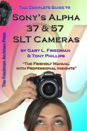 sony alpha a37 and a57 e book by gary friedman rh friedmanarchives com Sony A77 II Sony Alpha SLT-A57 Review