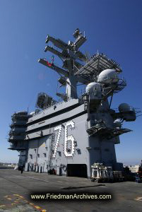Bridge and Control Tower
