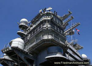Control Tower and Bridge