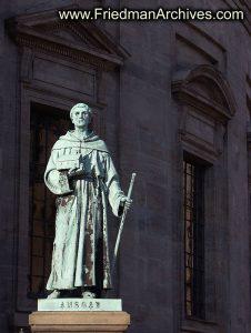 Ansgar Statue