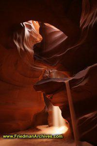 Antelope Canyon Art Shot