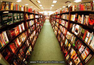 Bookstore Aisle