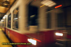 Boston Subway Moving