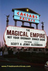 Caesar's Palace Sign