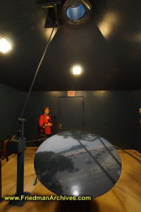 Camera Obscura interior