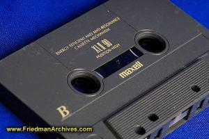 Cassette Tape (Grey) 2