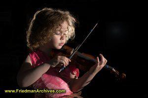 Child Violin Prodigy