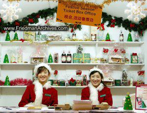 Chinese Santas