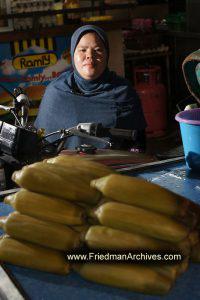 Corn Seller