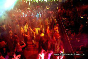 Crazy Horse - Crowd Dancing on Floor