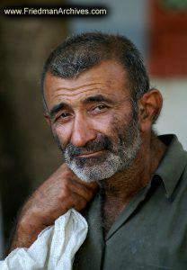 Cuba Man with Sack