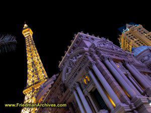 Eiffel Tower - Vegas Style