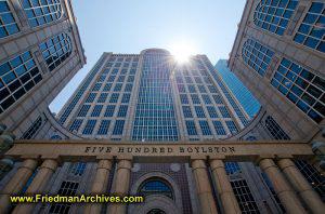 Five Hundred Boylston Building