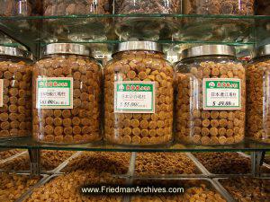 Food Store Shelves