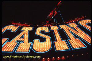 Fremont Street - Casino