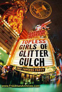 Glitter Gulch Sign