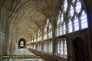 Gloucester Church Hallway