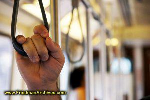 Hand Strap Train Rider
