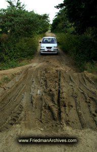 Hyundai and Mud