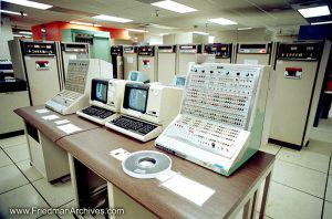 JPL Data Center