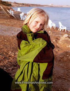 Jessica green coat