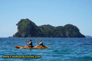 Kayaks in Crystal Grove