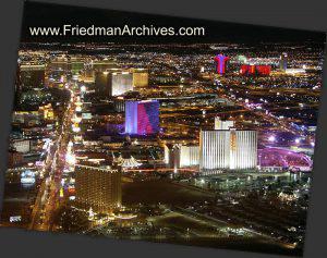 Las Vegas Las Vegas Strip at Night