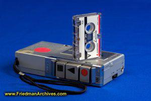 Microcassette Recorder
