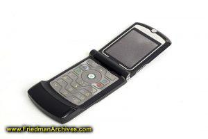 Motorola Flip Phone
