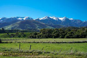 Mountain Range Scenic