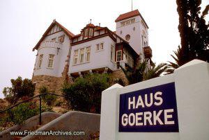 Namibia Images Haus Goerke