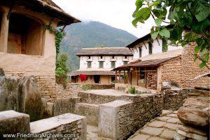 Nepal Images - Village