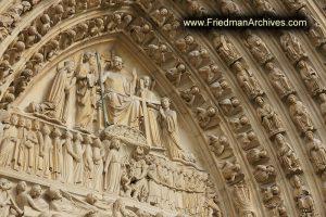 Notre Dame Close-up