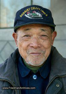 Old Man CU - Assault Craft Unit 4 hat