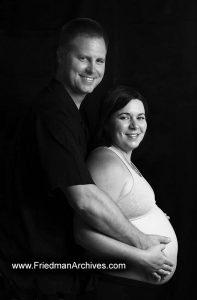 Pregnant Formal Portrait