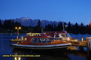 Queenstown Boat