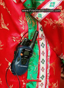 Robe and Radio