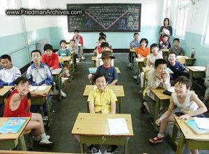 Saturday morning class