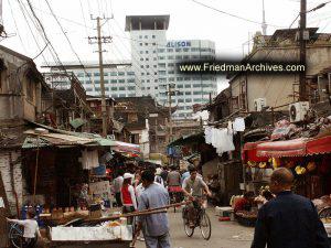 Shanghai Streets
