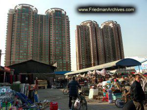 Shi Li Poo Market