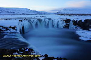 Smooth Waterfalls