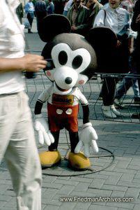 Soviet Mickey Mouse