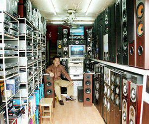 stereo shops