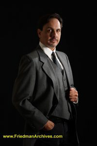 Steve Luchsinger British Portrait