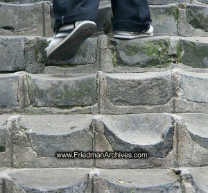 Sunken Stairs
