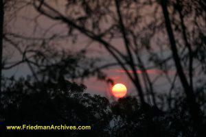 Sunset (Horizontal)