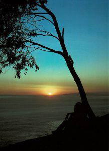 Sunset at Hilltop