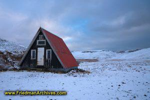 Survival Hut